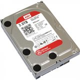Hdd 2 Tb WD RED Nas
