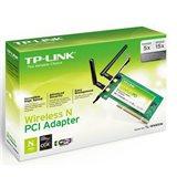 TP-Link Adattatore 300Mbps Wireless N Pci 2