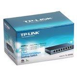 TP-Link Switch 8 Porte 10/100/1000 Tp-Link