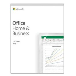 Microsoft Office 2019 Home & Business medialess
