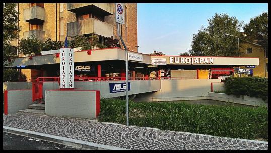 Eurojapan panoramica est